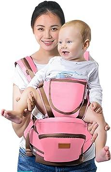 Taburete De Cintura Con Arnés Para Bebés Con Protección Contra El ...