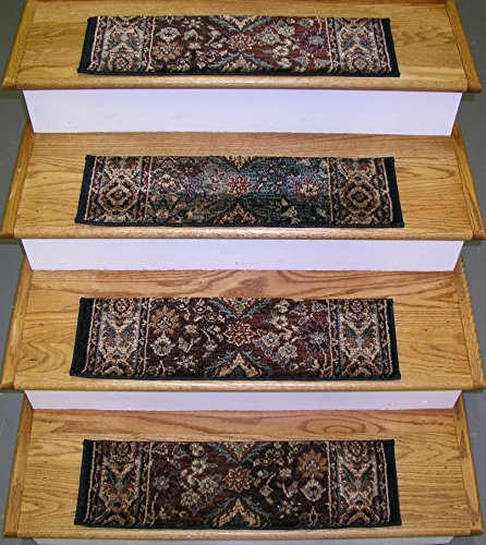 173051 - Rug Depot's Stair Tread Sets for Pets - Set of 13 Treads 26