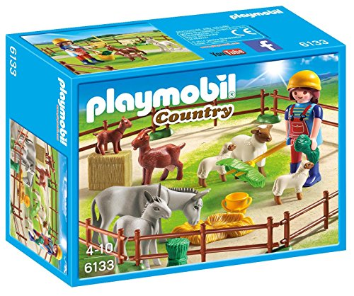 PLAYMOBIL® Farm Animal Pen -