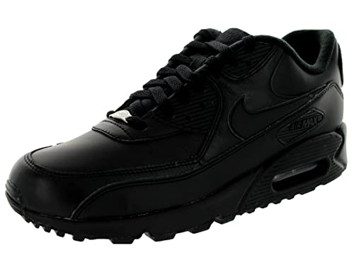 201af8b2 NIKE Air Max 90 Leather Mens Trainers: Amazon.co.uk: Shoes & Bags
