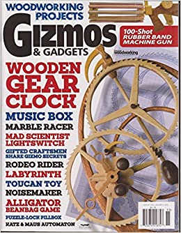 Scrollsaw Woodworking Crafts Magazine Woodworking Projects Gizmos