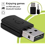Bluetooth Dongle 4.0 USB Bluetooth Adapter Receiver for PS4 Controller Console