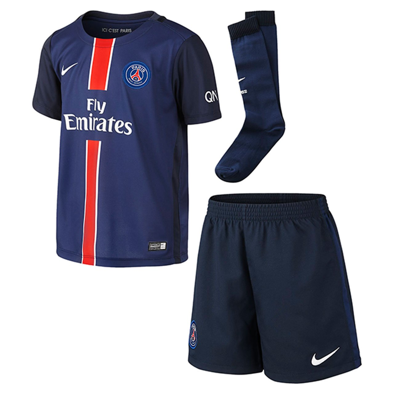 a851df15d26 Amazon.com : Nike Paris-Saint Germain Home Pre-School Boys' Soccer