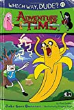 Which Way, Dude? Jake Goes Bananas #2 (Adventure Time)