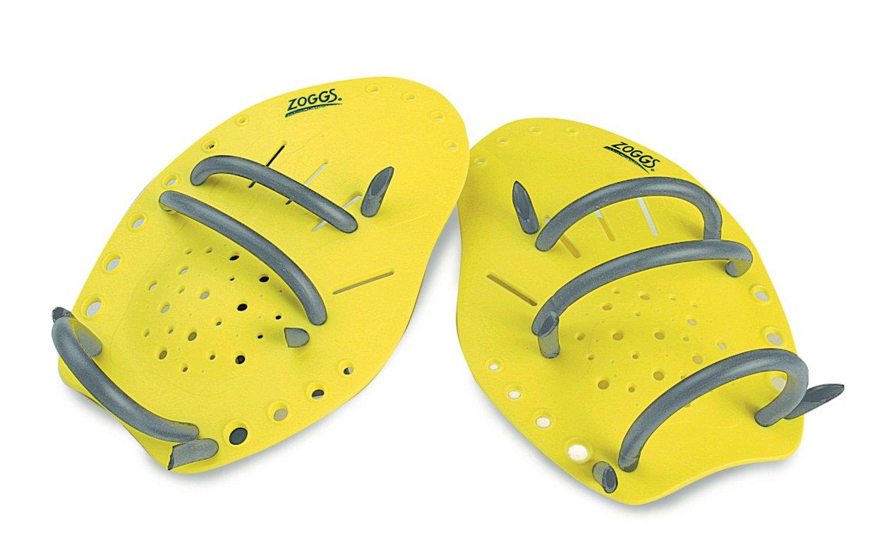 Zoggs fin Matrix Hand Paddles M yellow