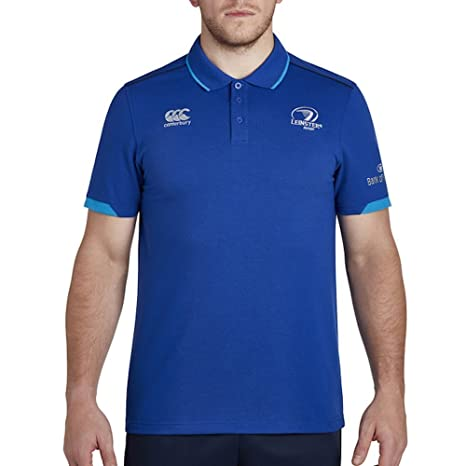 CCC Canterbury Polo Leinster Rugby Hombre - Men s: Amazon.es ...