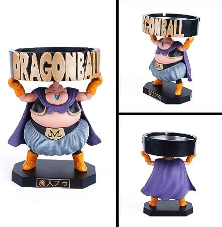 Dragon Ball Z Buu Action Figure Classic gift Birthday Present Ashtray Whole Set
