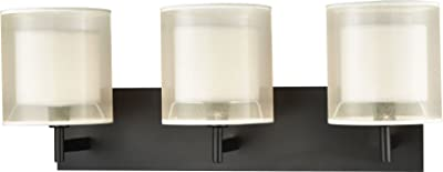 Designers Fountain 84403 Art Bellemeade 3 Light Bath Bar