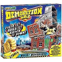 Smartlab Toys Demolition Lab: Wacky Warehouse by Smart Lab