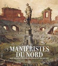 Maniéristes du Nord : Dans les collections du musée des Beaux-Arts de Lille par Alain Tapié