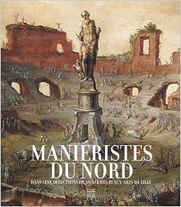 Amazon Fr Manieristes Du Nord Dans Les Collections Du Musee Des Beaux Arts De Lille Tapie Alain Livres