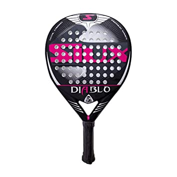 Siux Diablo Mujer Woman Fucsia raqueta padel Paddle: Amazon.es: Deportes y aire libre