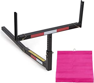 ECOTRIC Pick Up Truck Bed Hitch Extender Extension Rack Canoe Boat Kayak