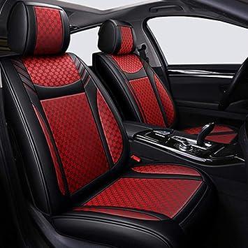 Universal Autositzbezüge Schwarz für Kia Sportage III Vorne 1+1 Schonbezüge Auto