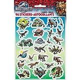 Unique Jurassic World Sticker Sheets, 4ct