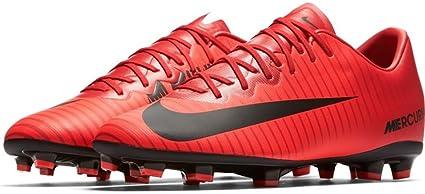 buy cheap promo codes special section Amazon.com: NIKE Jr. Mercurial Vapor XI CR FG Soccer Cleats ...