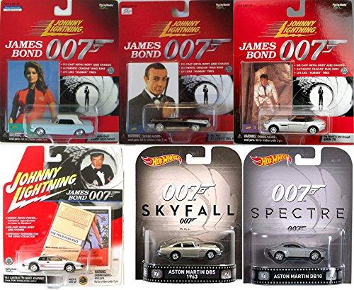 Playing Mantis Hot Wheels James Bond Spectre DB10 Skyfall...