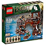 Lego The Hobbit: Attack on Lake town, Multi Color
