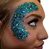 BEAUTYBLVD Stardust Face, Hair & Body Glitter Kit (Cosmic Child)