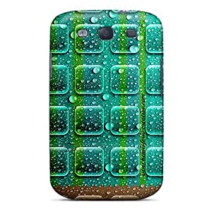 Brand New S3 Defender Case For Galaxy (wet Icons)