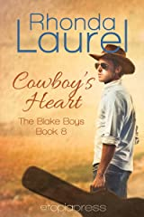 Cowboy's Heart (The Blake Boys Book 8) Kindle Edition