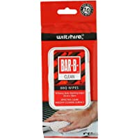 Wiltshire 52089 Barbecue Cleaning Wipes, White
