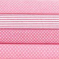 Tela paquete de selección, 4lavado Denim efecto textiles
