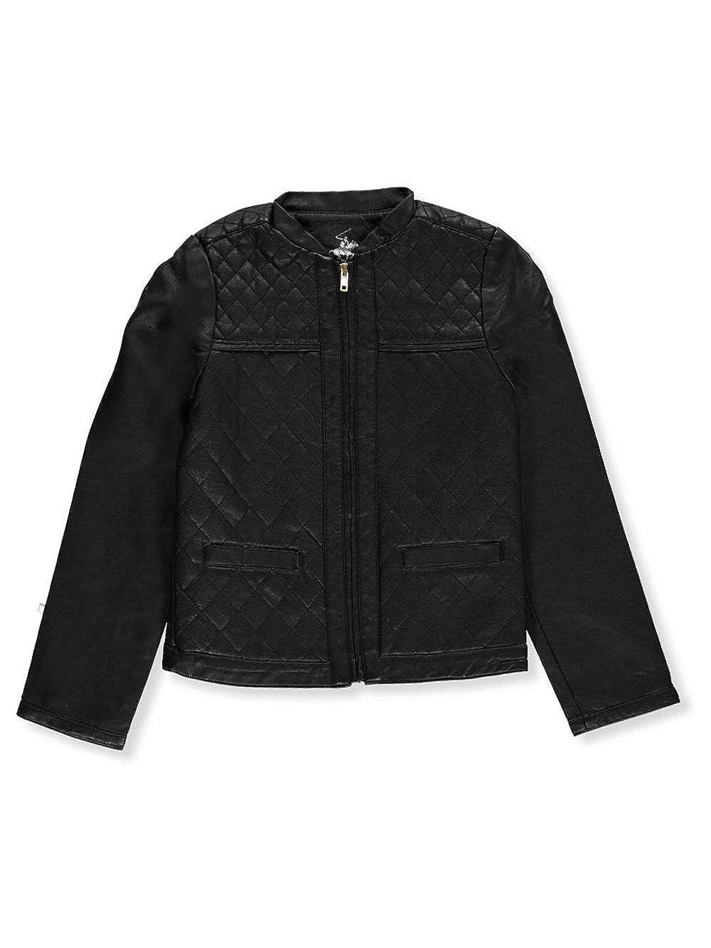 Beverly Hills Polo Club Big Girls Jacket