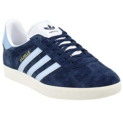 size 40 9c172 aa723 adidas Womens Gazelle Casual Athletic   Sneakers Navy