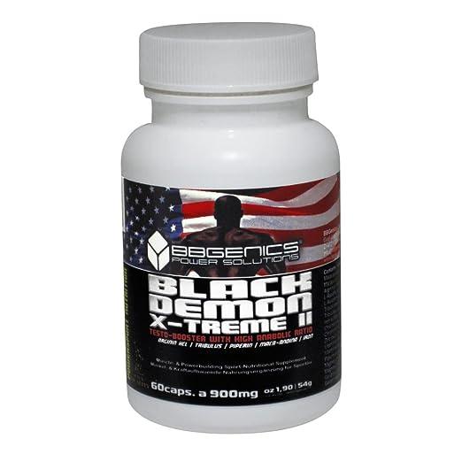 19 opinioni per BBGenics, Integratori BlackDemon X-Treme II con effetto anabolizzante, 60