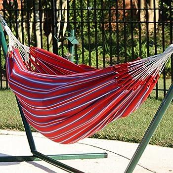 colombian single hammock   red  10 ft 6 in  amazon     colombian single hammock   blue  11 ft 5 in    garden      rh   amazon