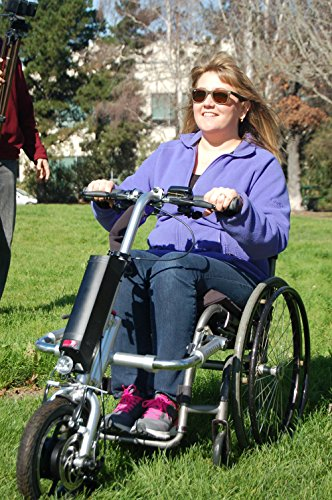 (Firefly Electric Attachable Handcycle for Wheelchair)