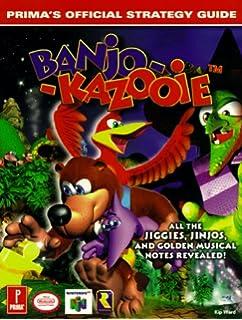 Donkey kong 64 official strategy guide brady games bradygames banjo kazooie primas official strategy guide fandeluxe Gallery