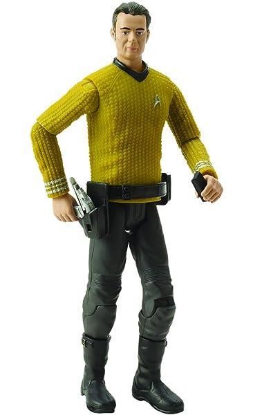 "Pike 6/"" Action Figure Star Trek 2009"