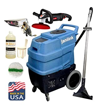 JaniLink Premium 500 PSI Portable Commercial Carpet Cleaner