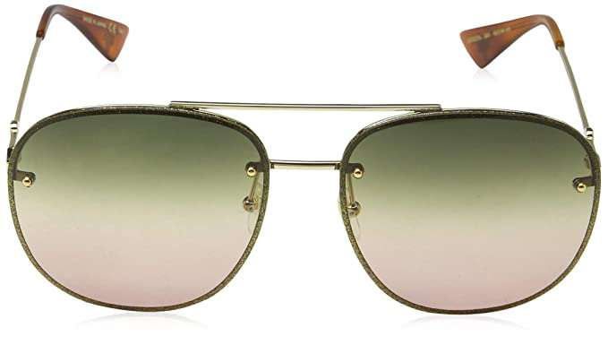 c257195349 Gucci Women s GG0227S 004 Sunglasses