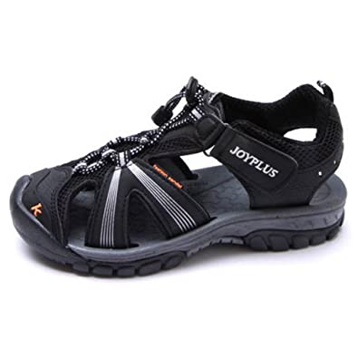 Women's Velcro Straps Outdoor Hiking Walking Trekking Athletic Sports Fisherman Sandals