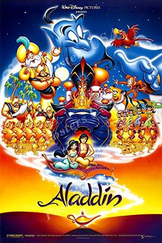 Posters USA - Disney Classics Aladdin Poster GLOSSY FINISH -