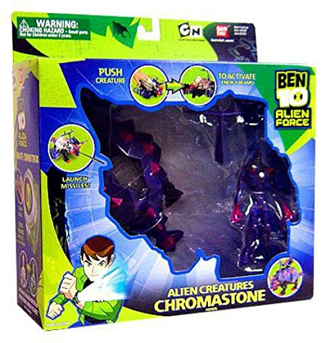 Ben 10 Vehicles - Ben 10 Vehicles - Alien Creatures - Chromastone