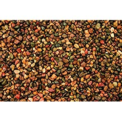 Spectrastone Deep River Regular for Freshwater Aquariums, 25-Pound Bag