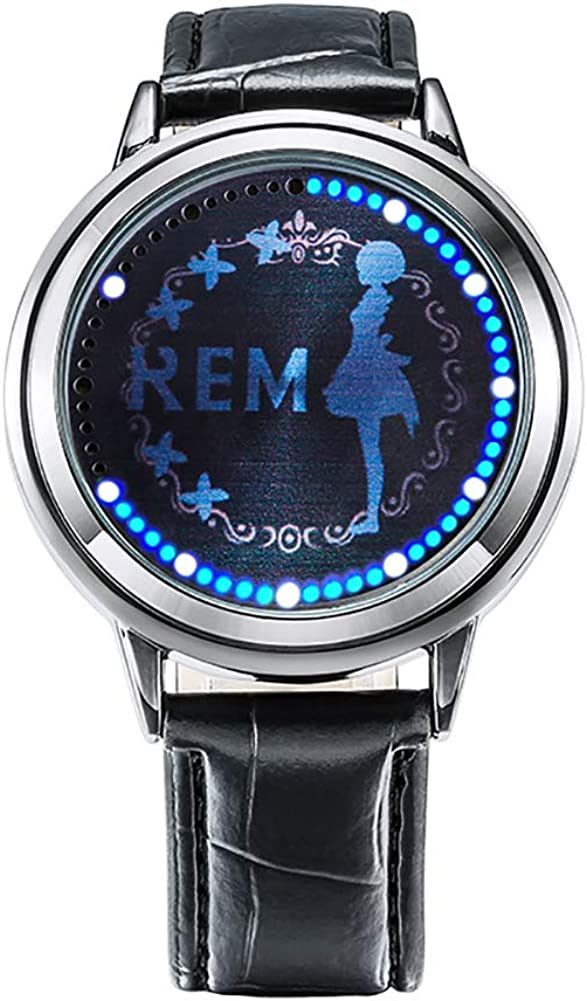 Wildforlife Anime Re Zero Starting Life in Another World Collector s Edition Touch LED Watch