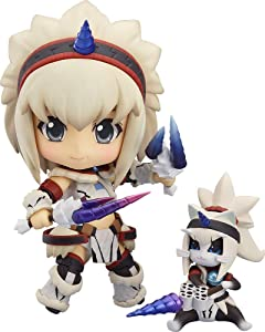 Nendoroid Monster Hunter Kirin Edition Non-Scale ABS & PVC Painted Mobile Figure Resale Minute