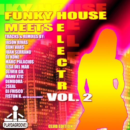 Funky house meets electro vol 2 club edition for Funky house artists