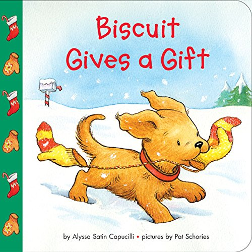 - Biscuit Gives a Gift