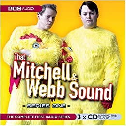 that mitchell and webb sound series one the complete radio series