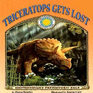 Triceratops Gets Lost Audiobook