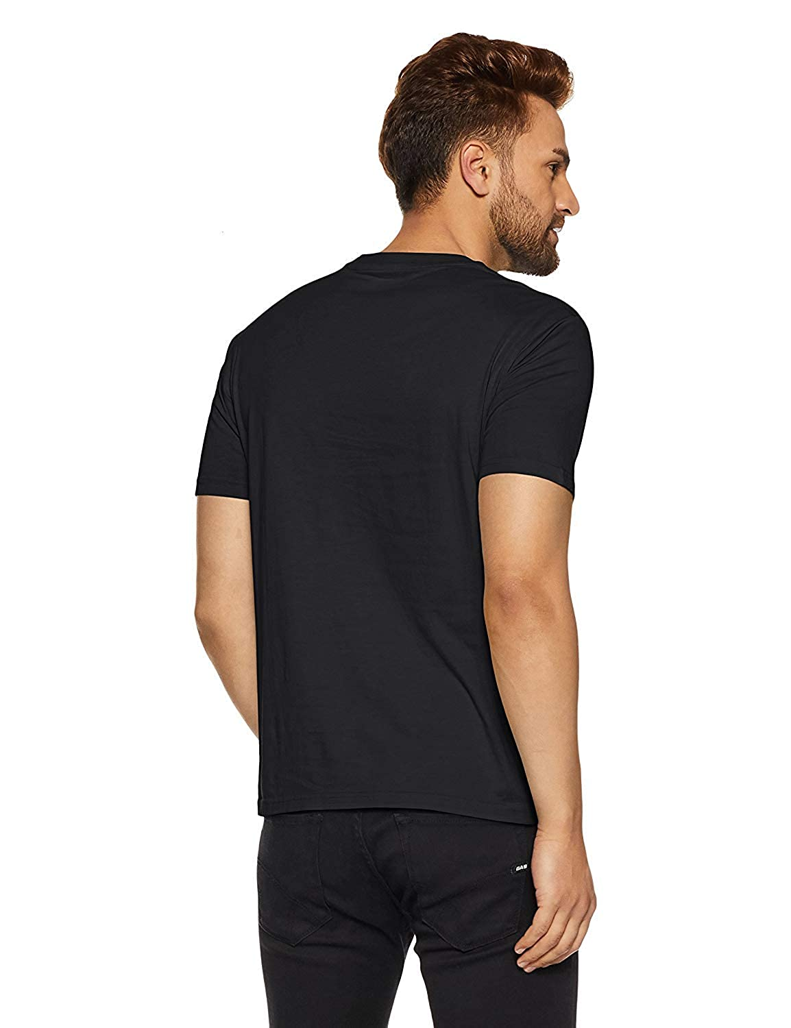 872283284f5 iShoppe Plain Basic T-Shirt for Men