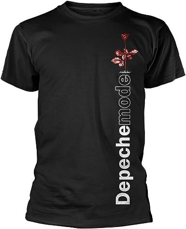Depeche Mode Dave Gahan Violator Rock Oficial Camiseta para Hombre: Amazon.es: Ropa y accesorios