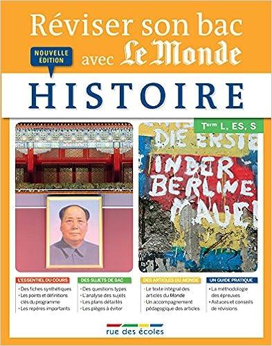 Livre gratuits Réviser son bac avec Le Monde : Histoire, nouvelle édition pdf