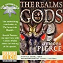 The Realms of the Gods: The Immortals, Book 4 Hörbuch von Tamora Pierce Gesprochen von: Tamora Pierce